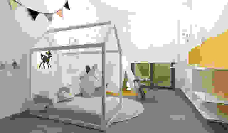 Phòng trẻ em theo TocToc , Bắc Âu