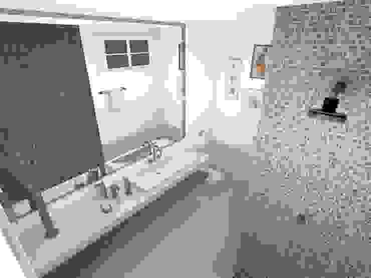 โดย Thiago Zuza Design de interiores