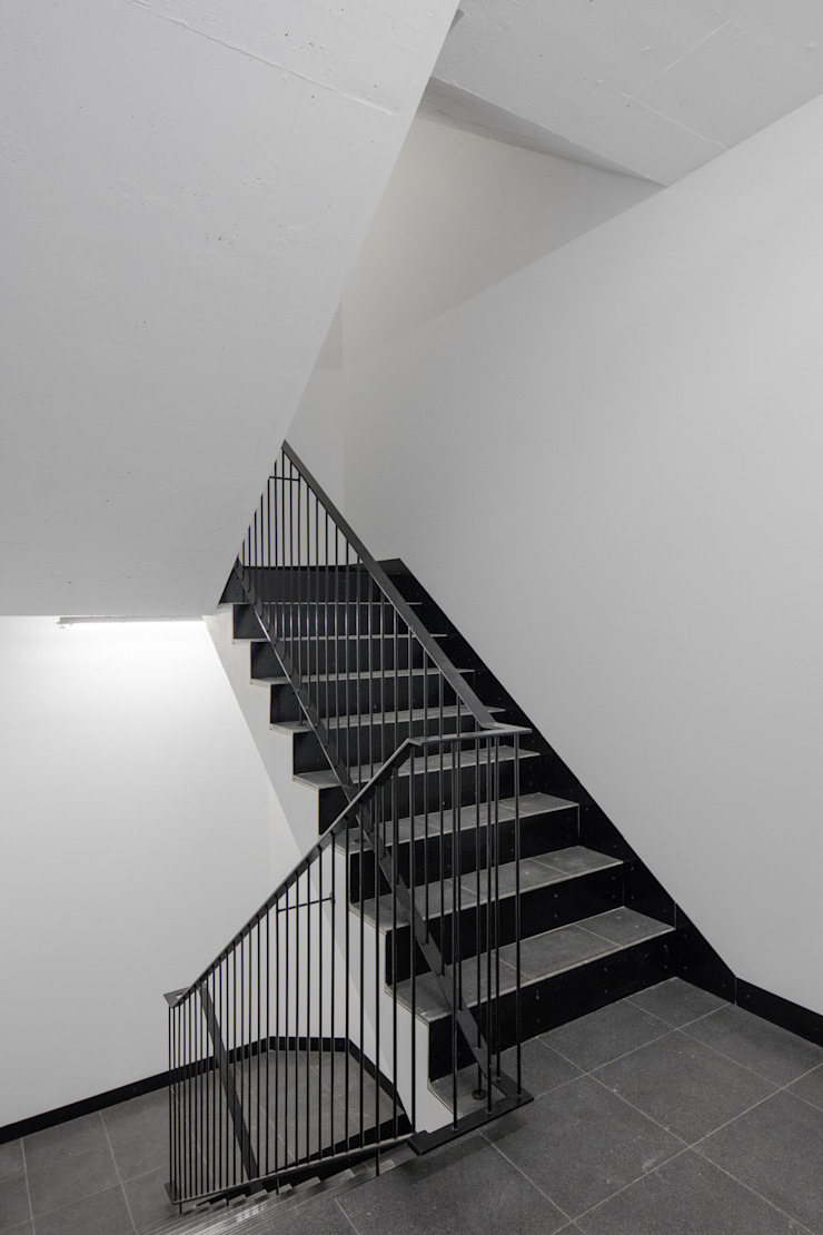 by ALA.rquitectos Сучасний Залізо / сталь