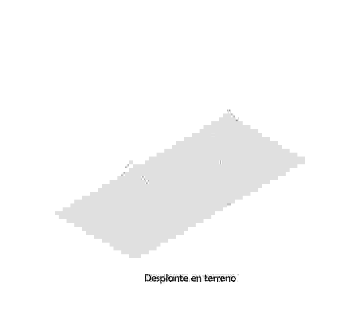Diagrama 1 Casas minimalistas de HMJ Arquitectura Minimalista