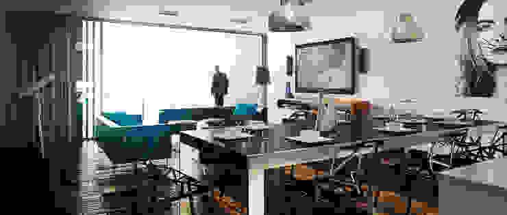 Departamentos Villa del Campestre de STVX Colectivo de Diseño