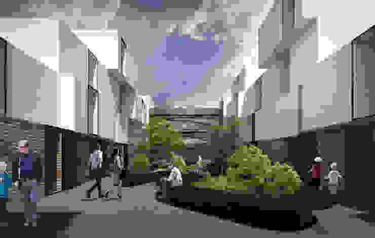 Viviendas Centro de la Ciudad de STVX Colectivo de Diseño