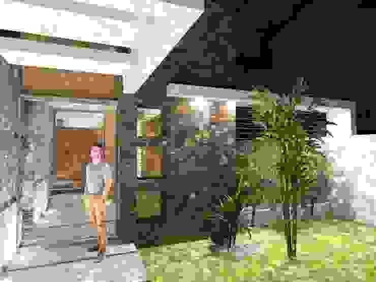 Casas de estilo  por Gastón Blanco Arquitecto