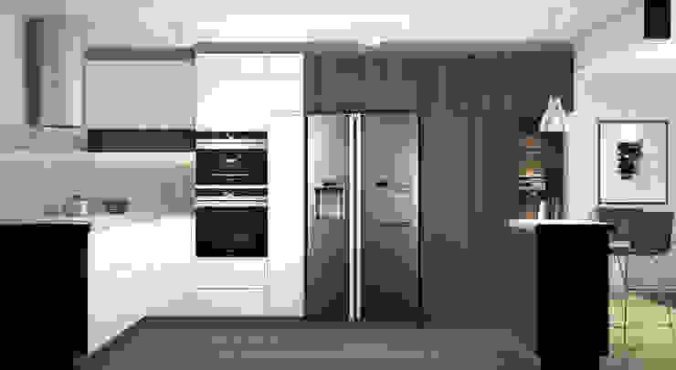 Modern Kitchen by DIZAIN RUM Modern