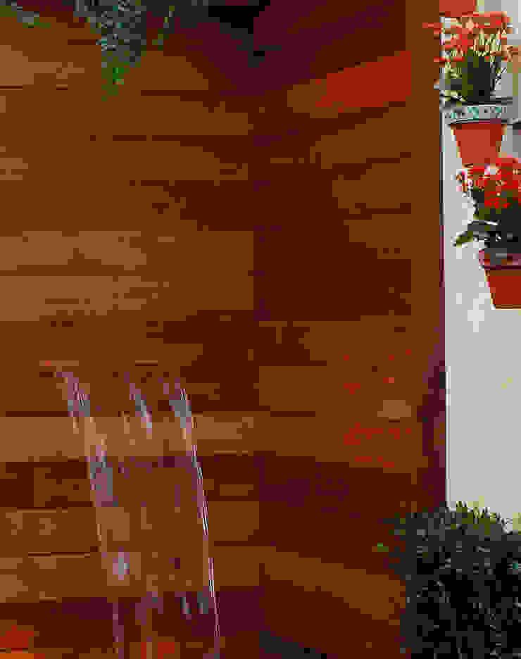 Jardines de estilo ecléctico de Adriana Baccari Projetos de Interiores Ecléctico