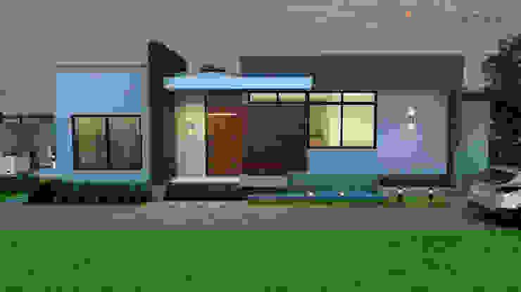 โดย Arquitecto Pablo Restrepo โมเดิร์น