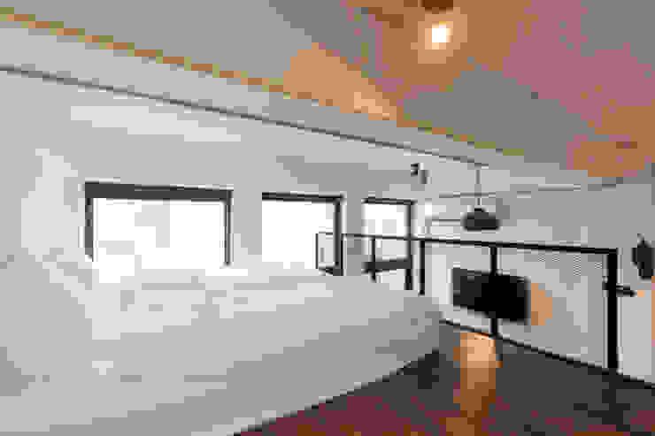 舊屋改造民宿 根據 七輪空間設計 北歐風