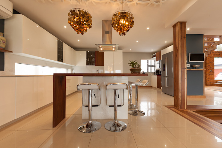 Redesign Interiors Modern kitchen