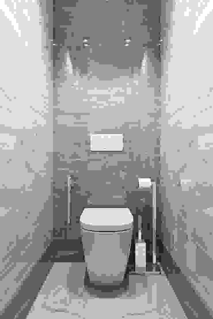 Salle de bain scandinave par Дизайн студия Алёны Чекалиной Scandinave
