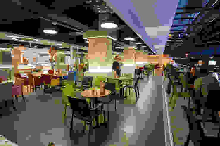 Interior landscaping by Tepeli İç Mimarlık