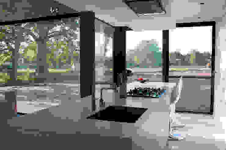 house VC-P Cocinas minimalistas de Niko Wauters architecten bvba Minimalista