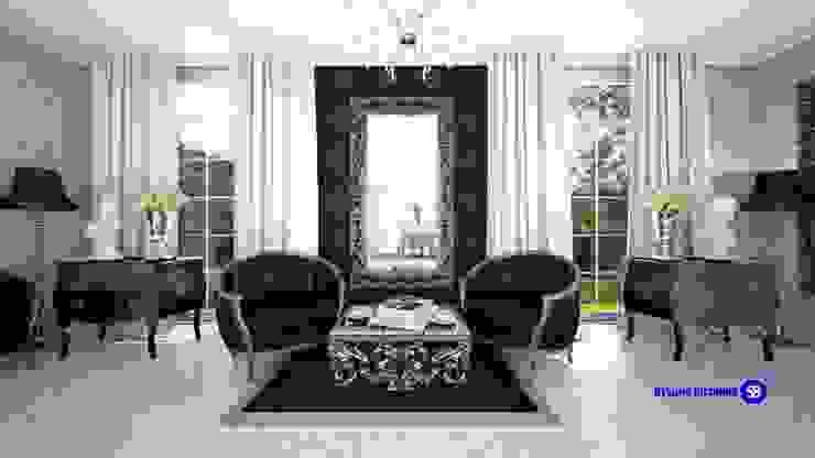غرفة نوم تنفيذ 'Design studio S-8' , كلاسيكي