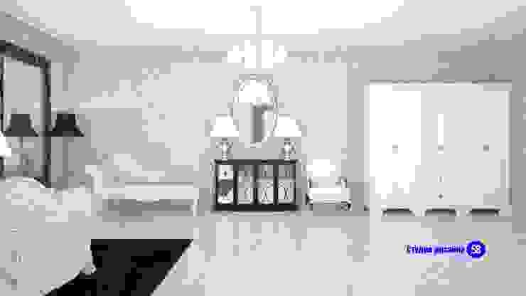 غرفة نوم تنفيذ 'Design studio S-8'