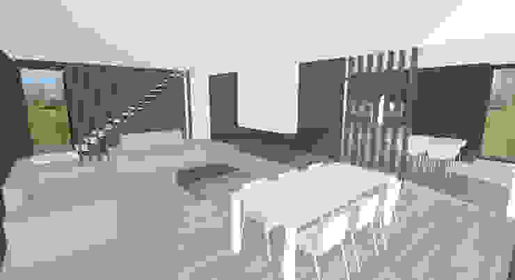Eetkamer door Niko Wauters architecten bvba,