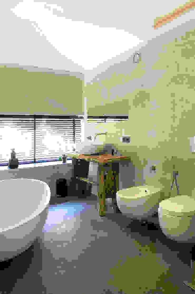 Boshuis Moderne badkamers van WillemsenU Modern