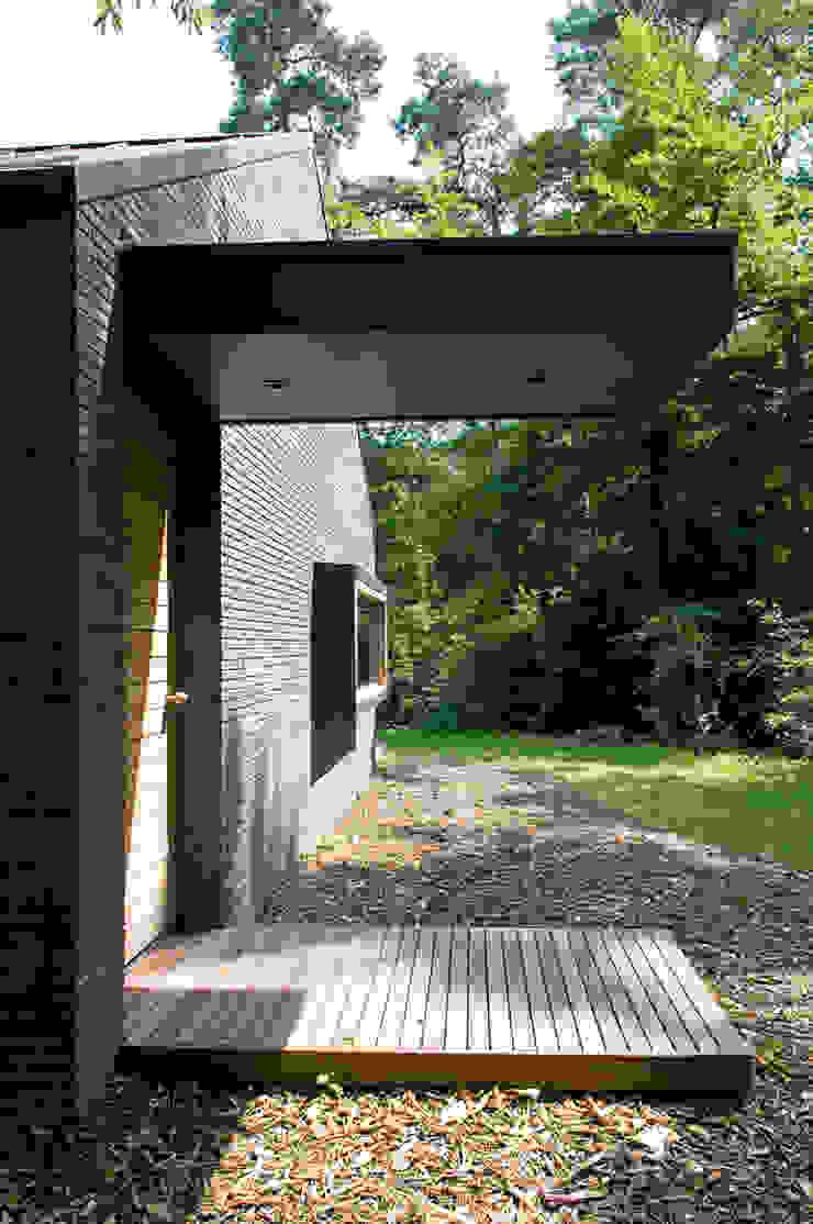 Boshuis Moderne huizen van WillemsenU Modern
