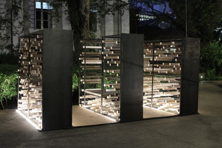 Art+Architecture Collaborative Work: asian  by Quen Architects,Asian