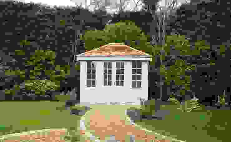 Cley Summerhouse Oleh CraneGardenBuildings Klasik