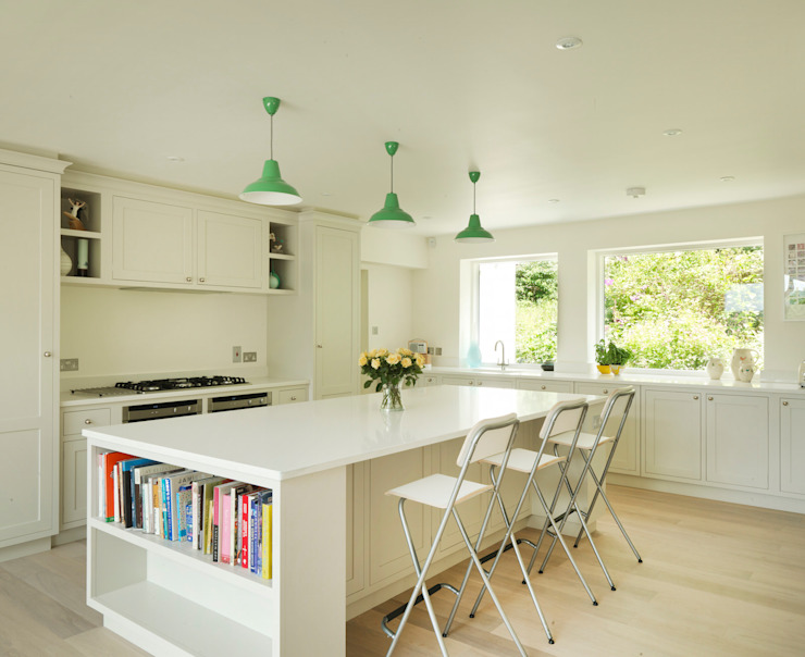 The Leys Country style kitchen by Austin Design Works Country