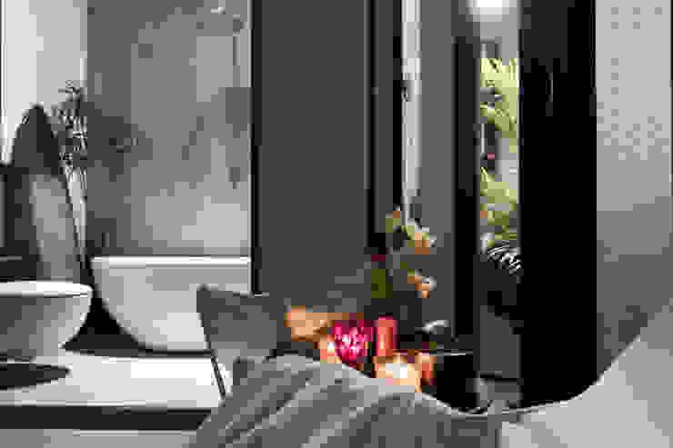 NATURALLY Modern Pool by 璞碩室內裝修設計工程有限公司 Modern Glass