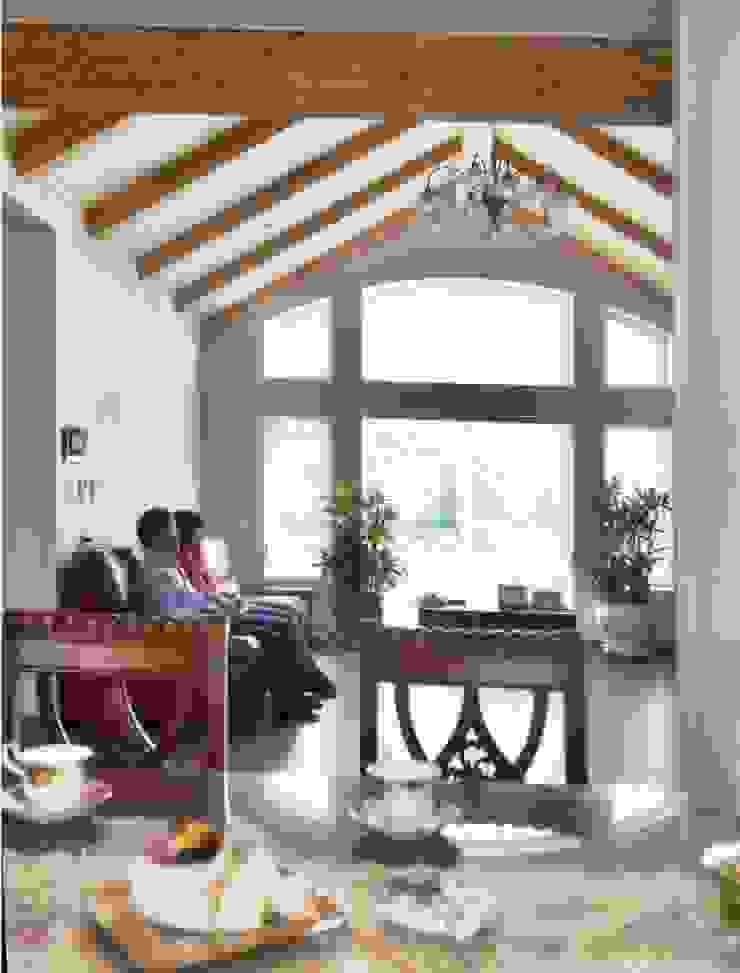 Modern Living Room by Goodhaus Modern
