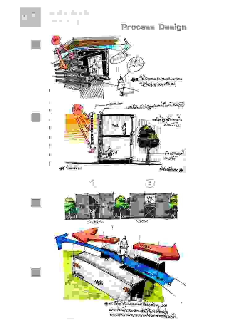 process design โดย LEVEL ARCHITECT โมเดิร์น