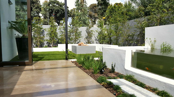 Minimalist style garden by Greenacres Cape landscaping Minimalist