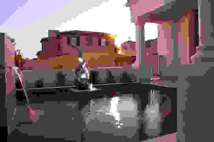 WATERFEATURE Minimalist style garden by Greenacres Cape landscaping Minimalist