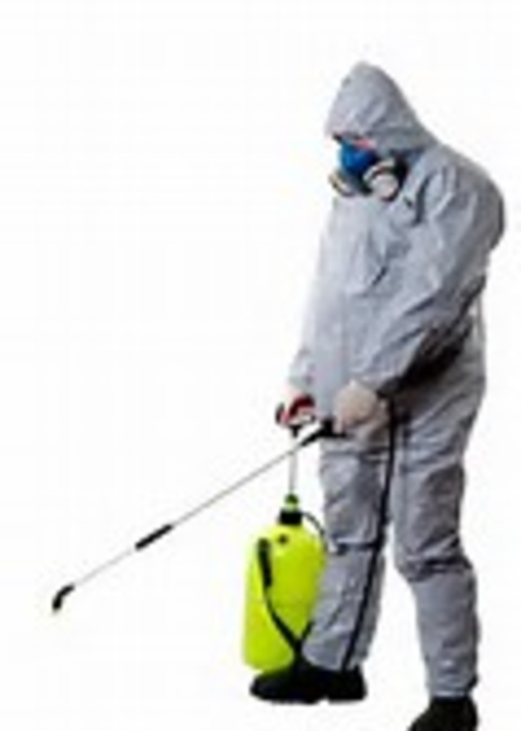 Fumigation project by Johannesburg pest control