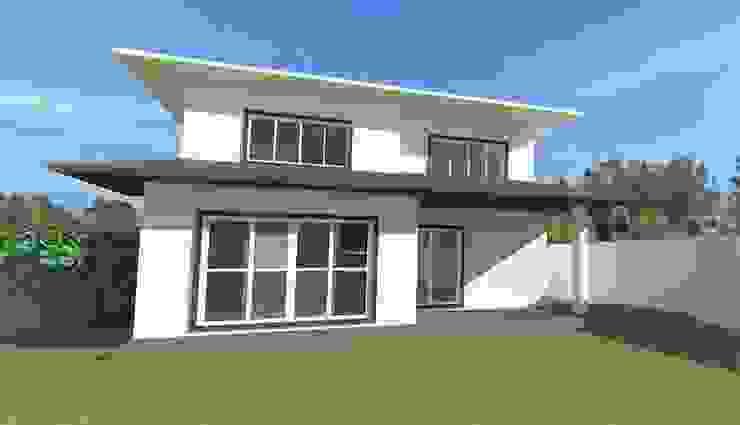 Casas de estilo clásico de Gabriela Sgarbossa - Estúdio de Arquitetura Clásico