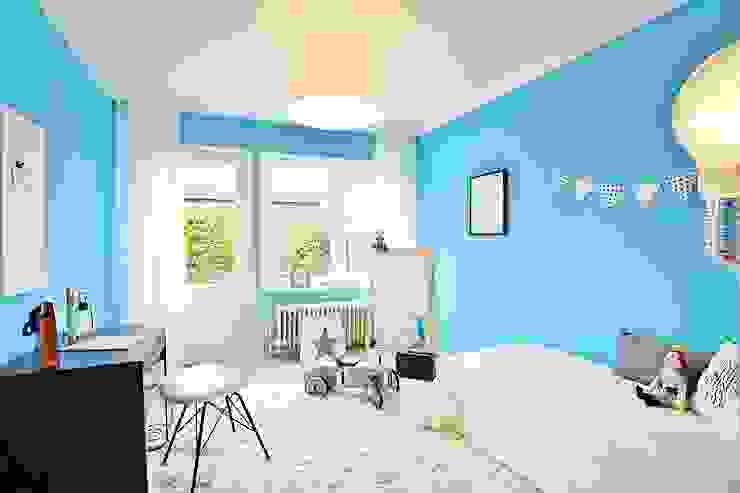 غرفة الاطفال تنفيذ Nicole Schütz Home Staging