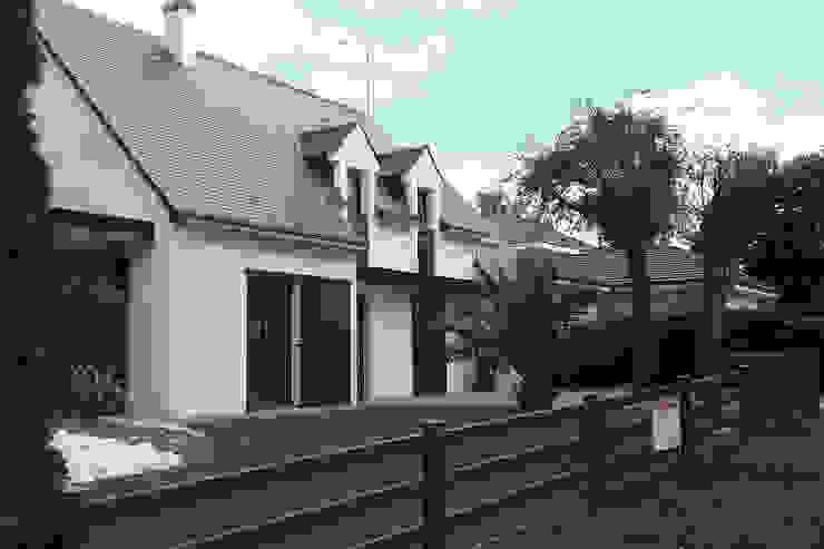 Maison M Maisons modernes par Amélie Jodeau Architecte Moderne
