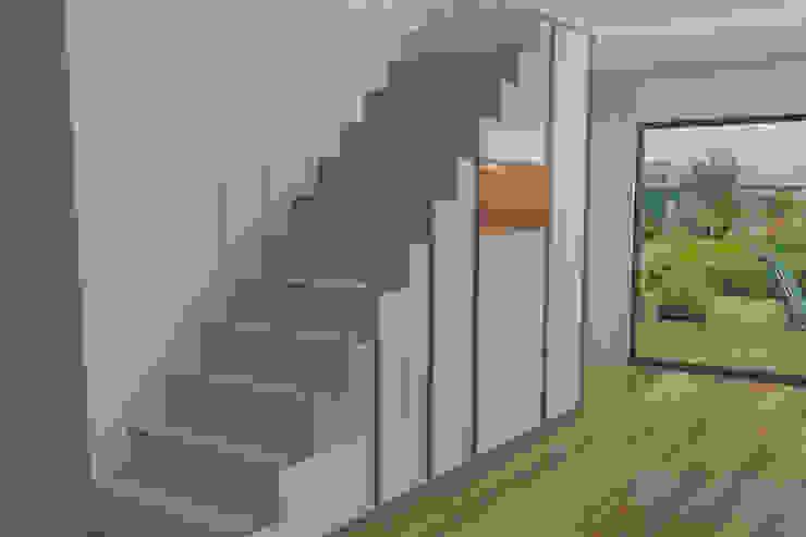 Maison M par Amélie Jodeau Architecte