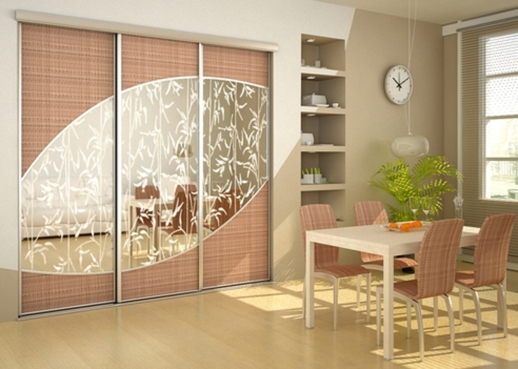 sliding wardrobes Modern living room by Bravo London Ltd Modern
