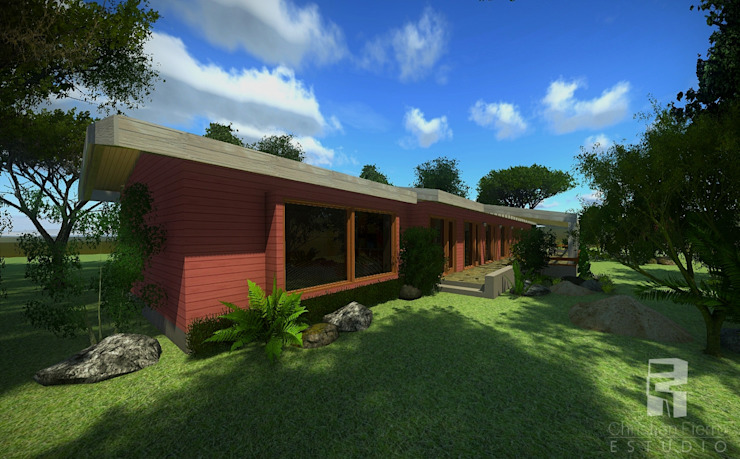 Country style house by homify Country