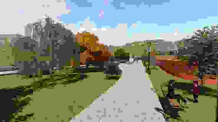 by Remo Bozza Landscape Architecture