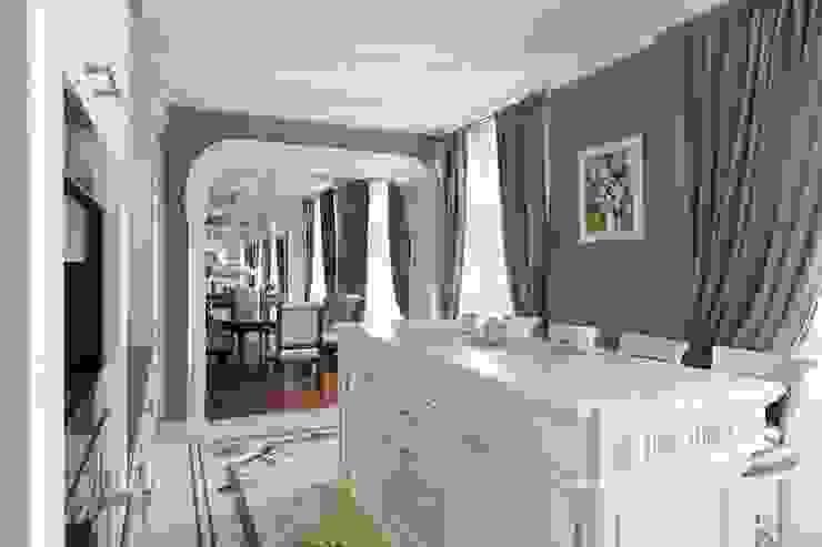 Студия дизайна интерьера в Москве 'Юдин и Новиков' Kitchen