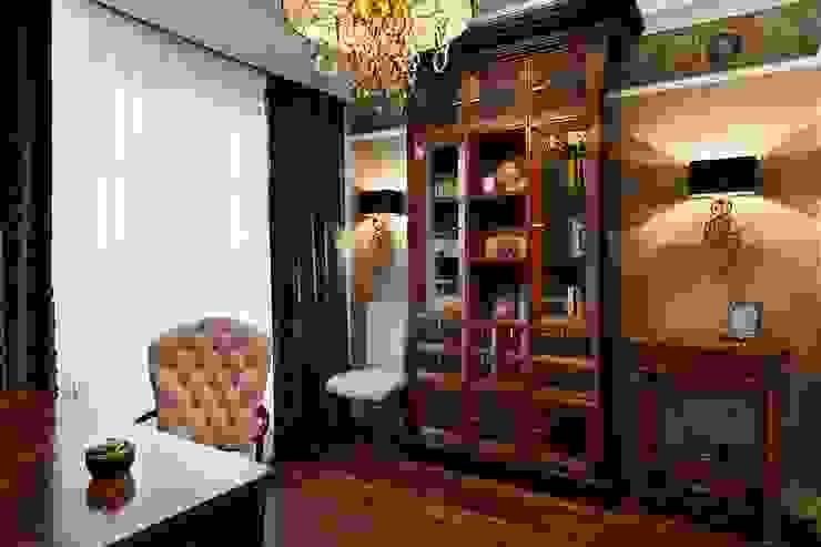 Студия дизайна интерьера в Москве 'Юдин и Новиков' Study/office
