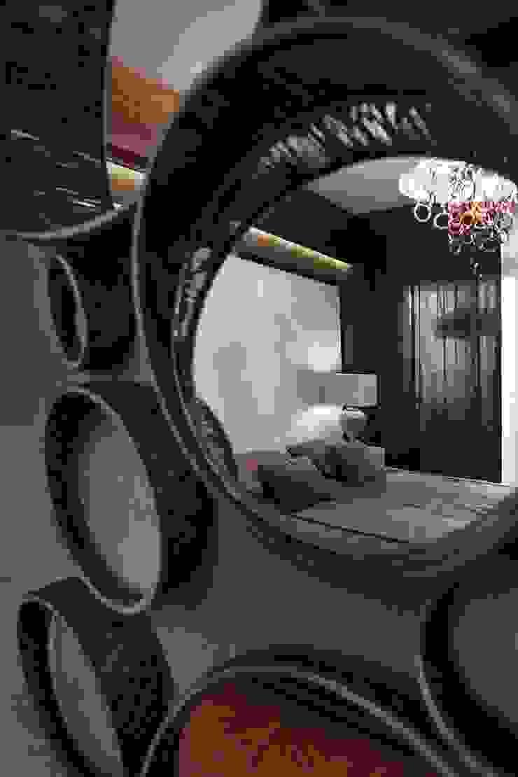 Студия дизайна интерьера в Москве 'Юдин и Новиков' Kamar Tidur Modern