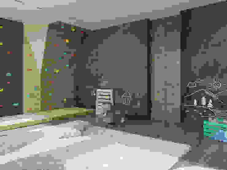 Minimalist nursery/kids room by ДОМ СОЛНЦА Minimalist