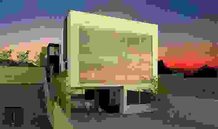 Casa JP Casas modernas de ..arquitecturería taller.. Moderno