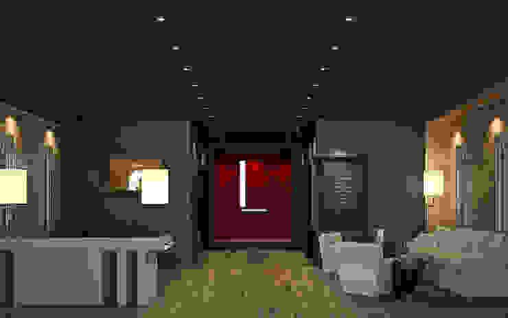 Lobby ( ภาพ 3D Present ) โดย Dsire9 Studio