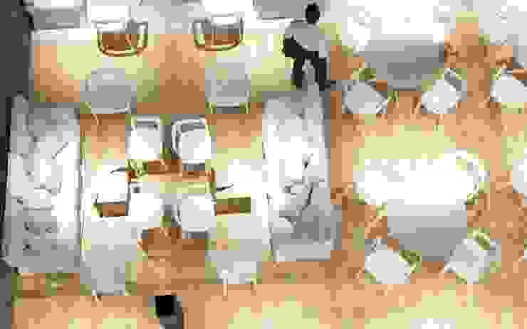 Lobby Area โดย Dsire9 Studio