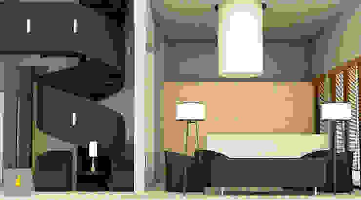 Stair + Pantry โดย Dsire9 Studio