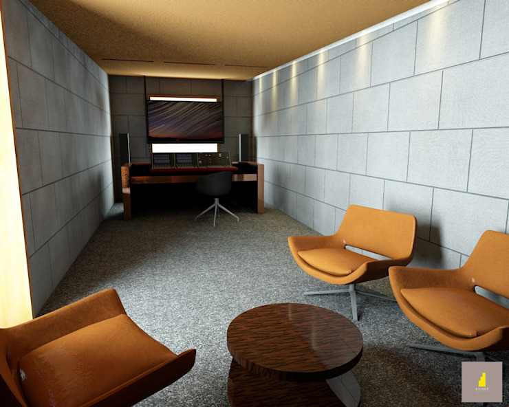 Editer Room โดย Dsire9 Studio