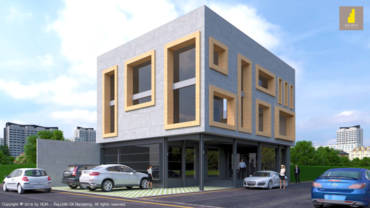 Architecture โดย Dsire9 Studio