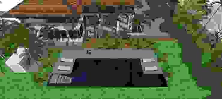 Khun Adrian residence (Under construction) โดย สลา
