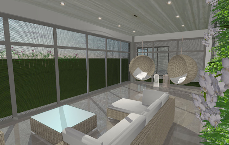 House N by Kirsty Badenhorst Interiors Modern