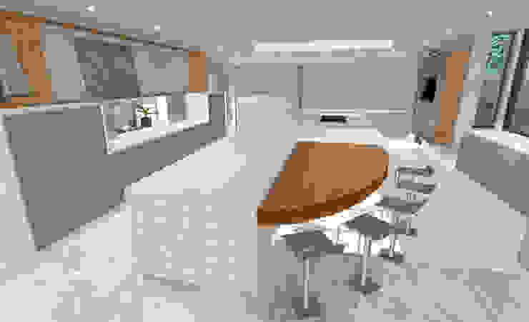 House N Modern kitchen by Kirsty Badenhorst Interiors Modern