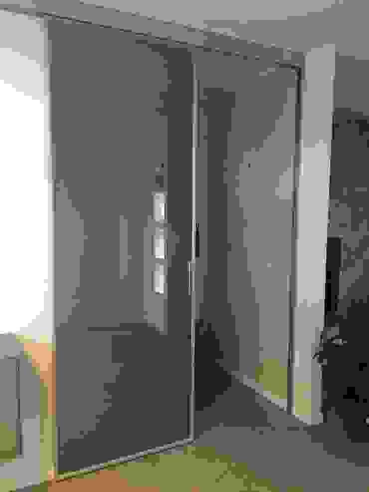 Adami|Zeni Ingegneria e Architettura Windows & doors Doors Kaca Grey